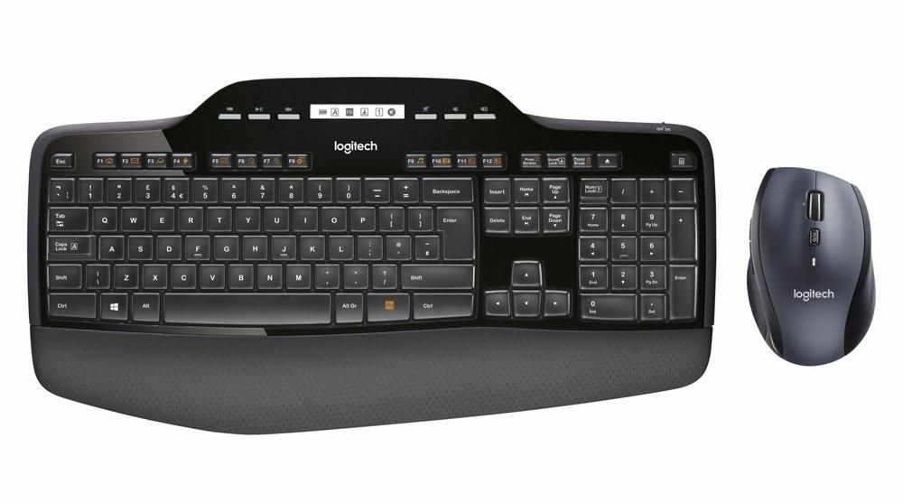 Draaloos Logitech Desktop MK710 PCNL