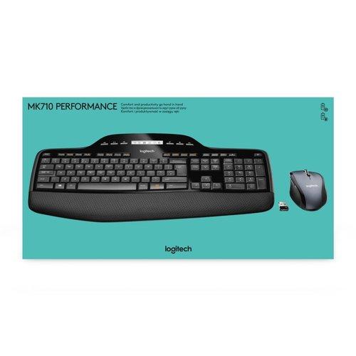 Logitech Logitech MK710 toetsenbord
