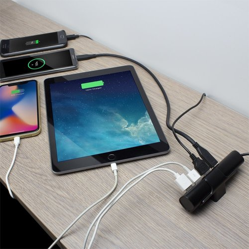 Ewent EW1317  | USB Hub 4-poorts