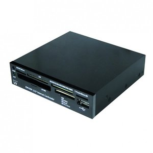 Eminent Eminent EM1059 | 3.5 inch  interne kaartlezer | USB 2.0