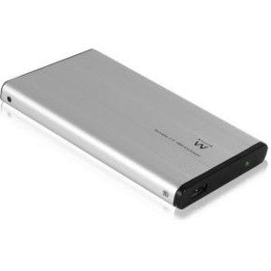 "Ewent Ewent | USB 2.0 IDE 2.5"" HDD Enclosure | Grijs"