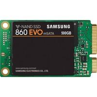 SSD  860 EVO mSATA 3d v-nand (MLC) 500GB