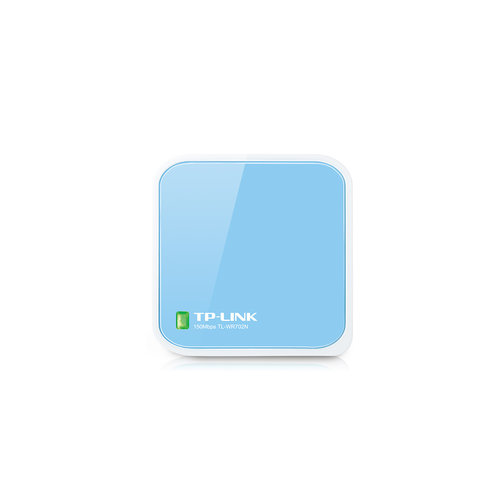 TP-Link TP-Link | TL-WR702N | Draadloze Nanorouter | 150Mbps