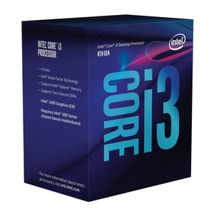 Intel Core i3-8300 processor 3,7 GHz Box 8 MB