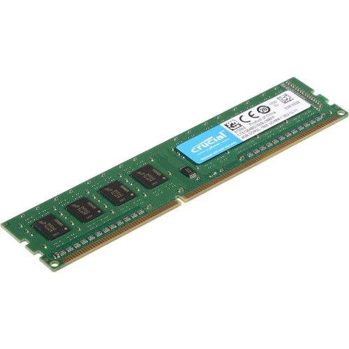 Crucial MEM  4096MB (4GB) DDR3 / 1600 C11 DIMM (Low volt.)