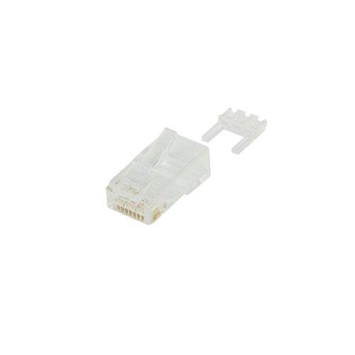 Ewent EW9004 RJ-45 Wit kabel-connector