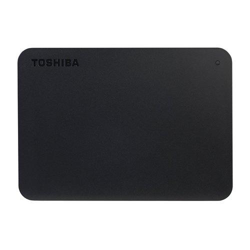 Toshiba Canvio Basics externe harde schijf 500 GB Zwart