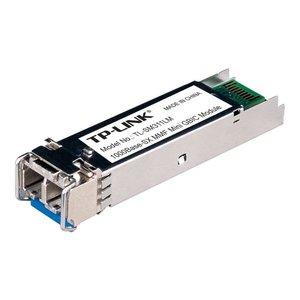 TP-Link TP-LINK TL-SM311LM netwerk transceiver module Vezel-optiek 1250 Mbit/s SFP 850 nm