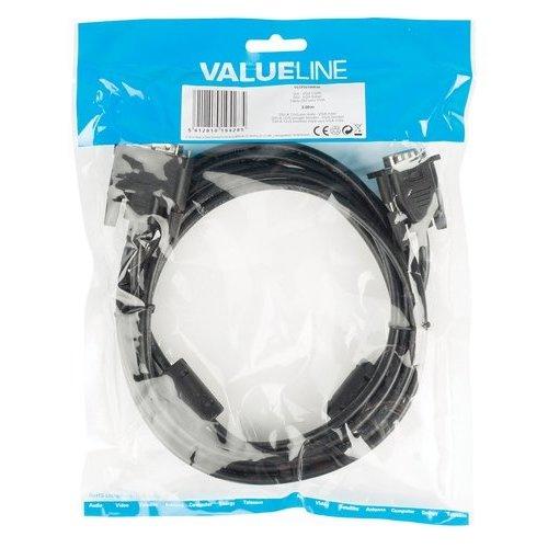 OEM Kabel DVI - VGA kabel DVI-A 12+5-pin male - VGA male 3,00 m