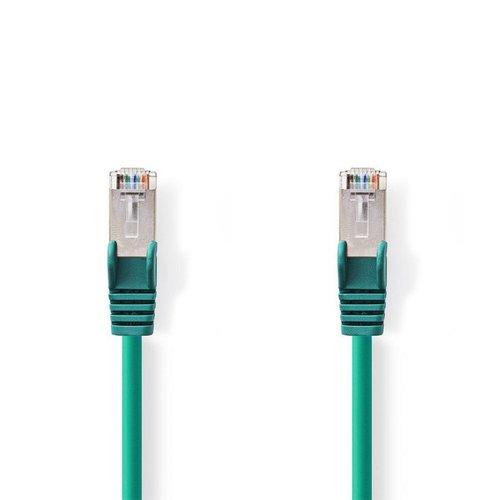 Nedis CAT6 S/FTP-netwerkkabel/RJ45 2m Groen