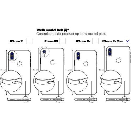 Spigen Spigen iPhone XS Max | Telefoon Hoesje