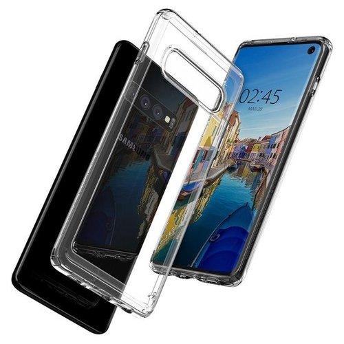 Spigen Spigen  Samsung Galaxy S10 | Crystal Hybrid | Transparant