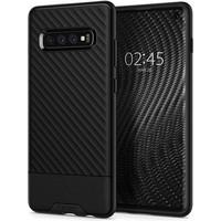 Spigen Samsung Galaxy S10+ | Core Armor hoesje | Zwart