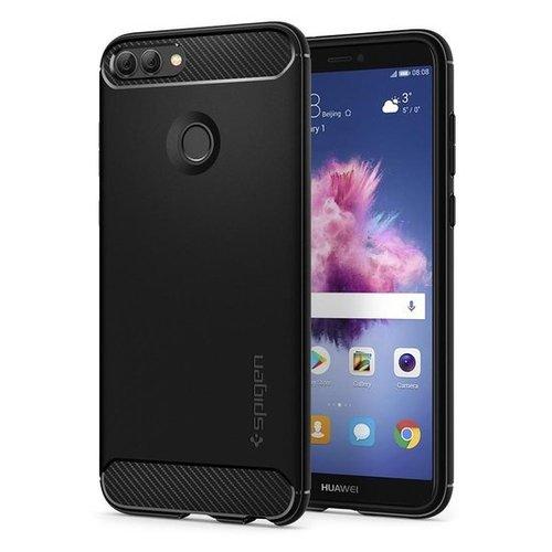 Spigen Spigen Huawei P Smart | RuggArm Bl Hoesje