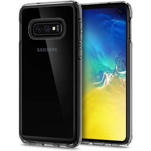 Spigen Spigen Samsung Galaxy S10e | Crystal Hybrid hoesje | Transparant