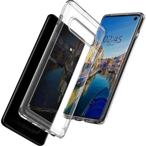 Spigen Spigen Samsung Galaxy S10e   Crystal Hybrid hoesje