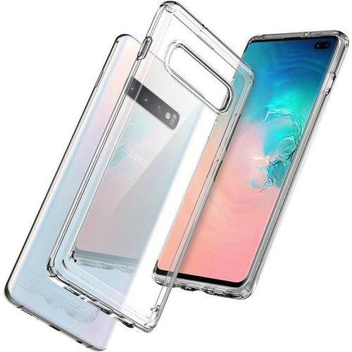 Spigen Spigen Samsung Galaxy S10+ | Crystal Hybrid hoesje