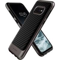 Spigen Samsung Galaxy S10e | Neo Hybrid gun metal hoesje