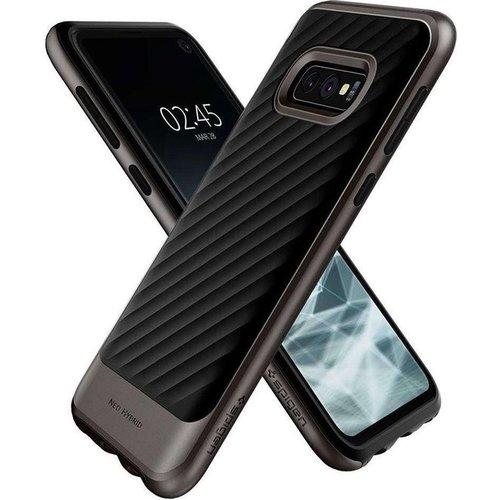 Spigen Spigen Samsung Galaxy S10e | Neo Hybrid gun metal hoesje