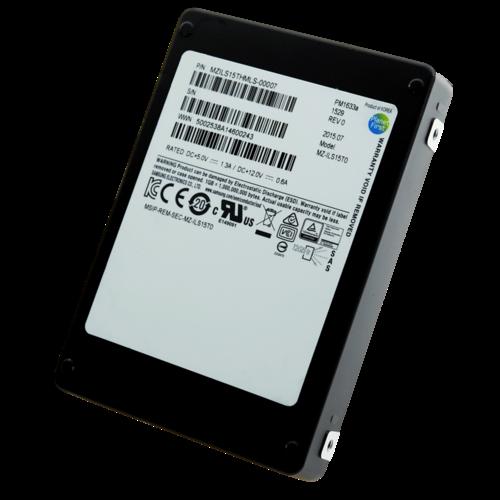 Samsung Samsung PM1633a 2,5 Inch 3.84TB SAS SSD