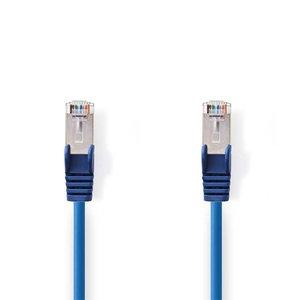 Nedis CCGP85121BU20 netwerkkabel 2 m Cat5e SF/UTP (S-FTP) Blauw