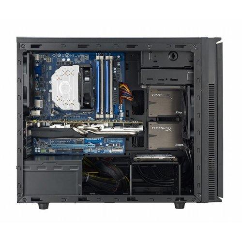 CoolerMaster Case  Silencio 352 NO PSU  / USB3.0 / MAT