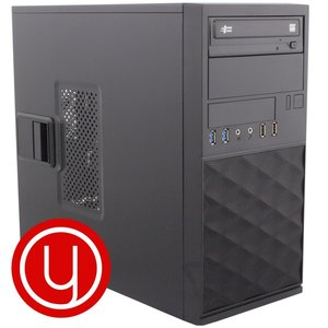 Yours! Yours Red Desktop PC i5/8GB/2TB/240GB SSD/HDMI/W10