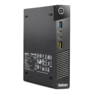 Lenovo Thinkcentre M93P | Mini PC | i5-4590T | 8GB DDR3 | 120GB SSD