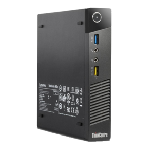 Lenovo Lenovo Thinkcentre M93P | Mini PC | I5-4590T | 8 GB DDR3 | 120 GB SSD