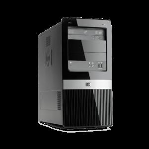 HP HP Pro 3130 MT   AMD athlon X2-250   4 GB DDR3   250 GB HDD
