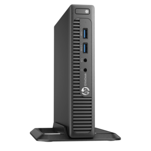 HP HP Elitedesk 705 G2  | Mini PC | AMD A8 | 8 GB DDR3 | 120 GB SSD