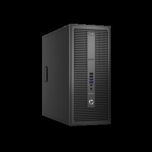 Hewlett Packard HP ProDesk 600 G1 Pent. G3220 / 4GB/240GB SSD+500GB /W10/RFS (refurbished)