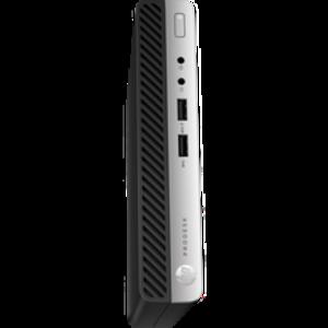 Hewlett Packard HP ProDesk 400 G5 Mini / i3 9100T/ 8GB / 256GB / W10