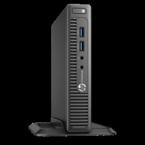 Hewlett Packard HP Elitedesk 800 G2 MINI I5-6500 / 8GB / 256GB / W10P / RFS (refurbished)