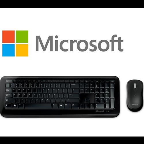 Microsoft Microsoft Wireless 800 toetsenbord + muis combinatie | QWERTY |  USA + RU