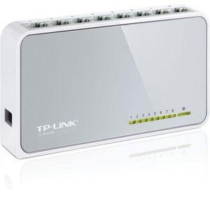 TP-Link TP-LINK TL-SF1008D Unmanaged Fast Ethernet (10/100) Wit