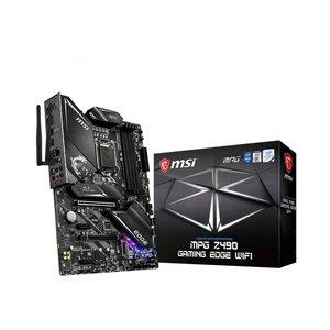 MSI MPG Z490 GAMING EDGE WIFI LGA 1200 ATX Intel Z490