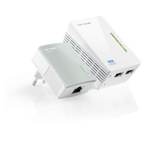 TP-Link TP-LINK TL-WPA4220KIT PowerLine-netwerkadapter