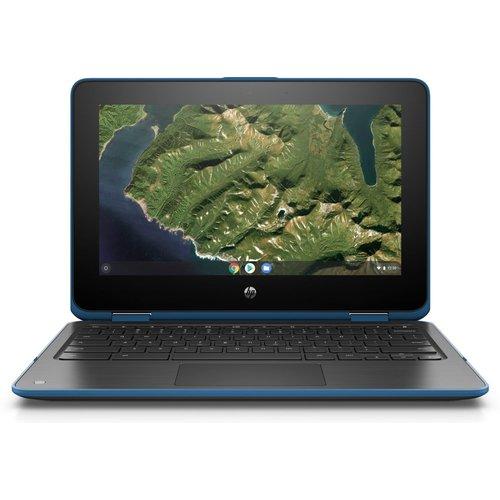 "Hewlett Packard HP Chromebook x360 11 G2 EE 29,5 cm (11.6"") 1366 x 768 Pixels Touchscreen Intel® Celeron® N 4 GB LPDDR4-SDRAM 32 GB eMMC Wi-Fi 5 (802.11ac) Chrome OS"
