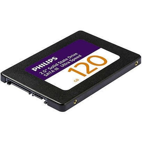 Philips SSD  120GB 2.5inch ( 530MB/s Read 400MB/s )