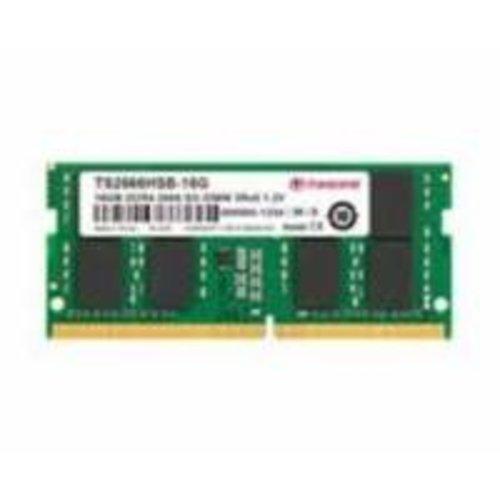 Transcend JetRam JM3200HSB-8G geheugenmodule 8 GB 1 x 8 GB DDR4 3200 MHz
