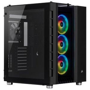 Corsair Crystal 680X RGB Midi Tower Zwart