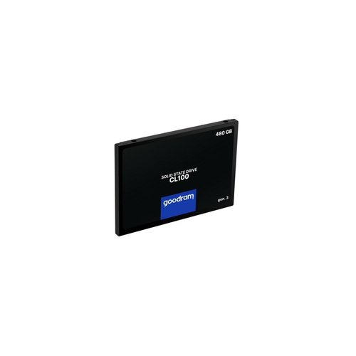 "Goodram CL100 Gen 3 2.5"" 480 GB SATA III 3D TLC NAND"