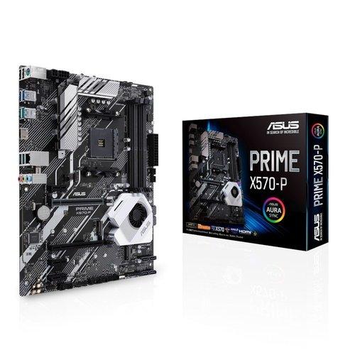 Asus ASUS Prime X570-P Socket AM4 ATX AMD X570