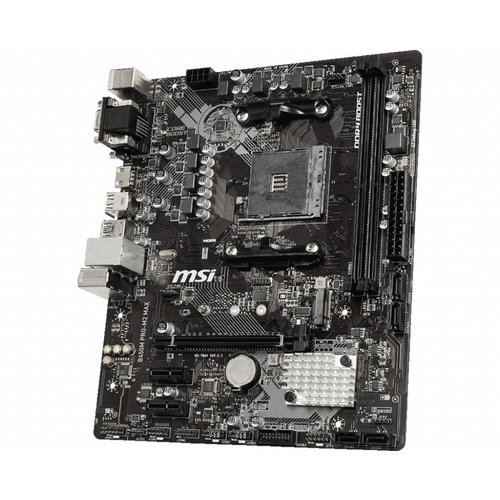 MSI MB  B450M PRO-M2 MAX Socket AM4 micro ATX AMD B450