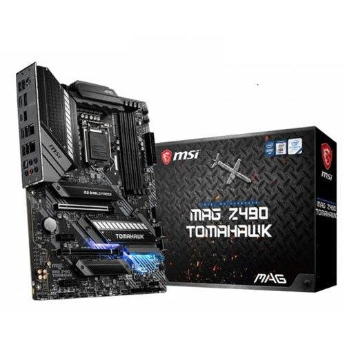 MSI MAG Z490 TOMAHAWK LGA 1200 ATX Intel Z490