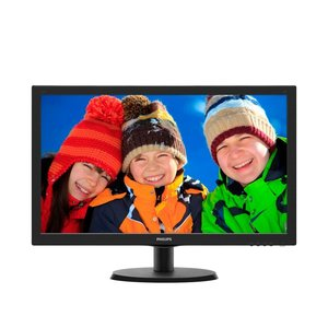 Philips Mon  21.5Inch 223V5LSB2  FULLHD / LED / VGA / ArtDesign (refurbished)