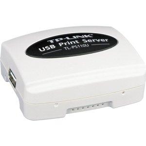 TP-Link Printserver Fast Ethernet TL-PS110U (refurbished)