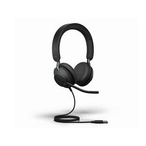 Jabra Jabra Evolve2 40 Headset | USB | Stereo