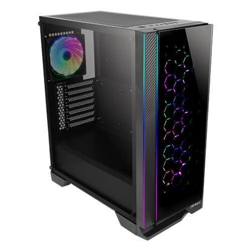 Antec Case  NX600 Midi-Toren Zwart